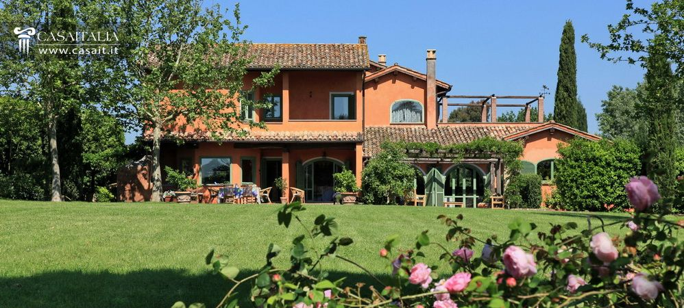 Luxury Villa For Sale In Olgiata