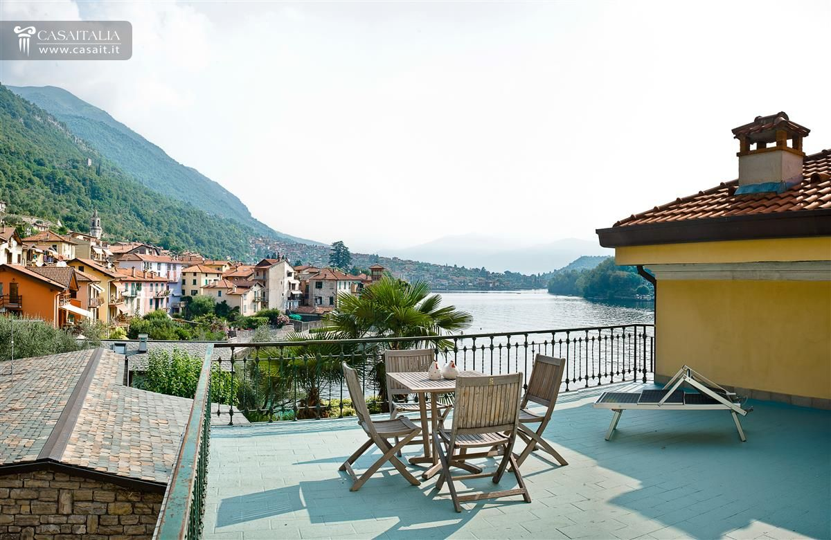 Beautiful Film La Terrazza Sul Lago Photos - Home Design Inspiration ...