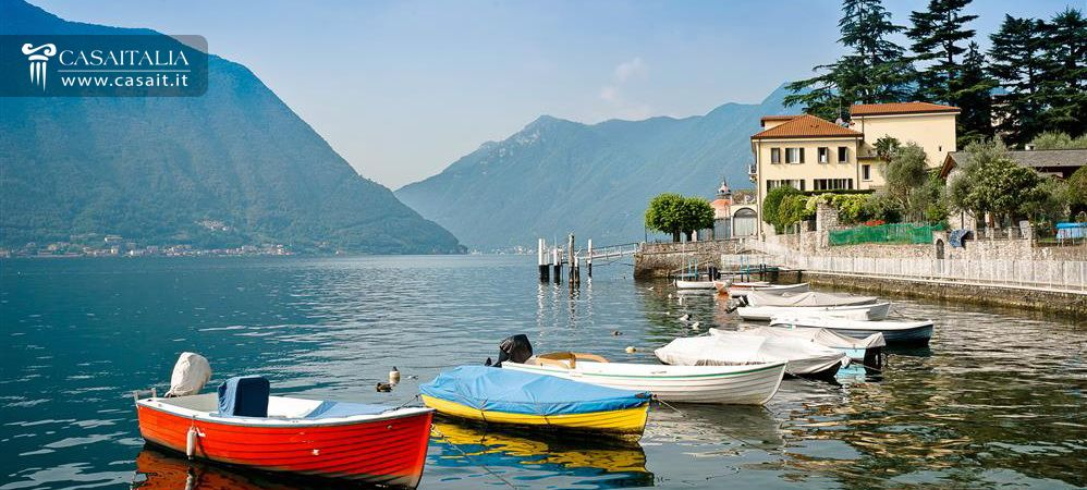 Luxury hotel for sale on lake como for Hotel luxury for sale