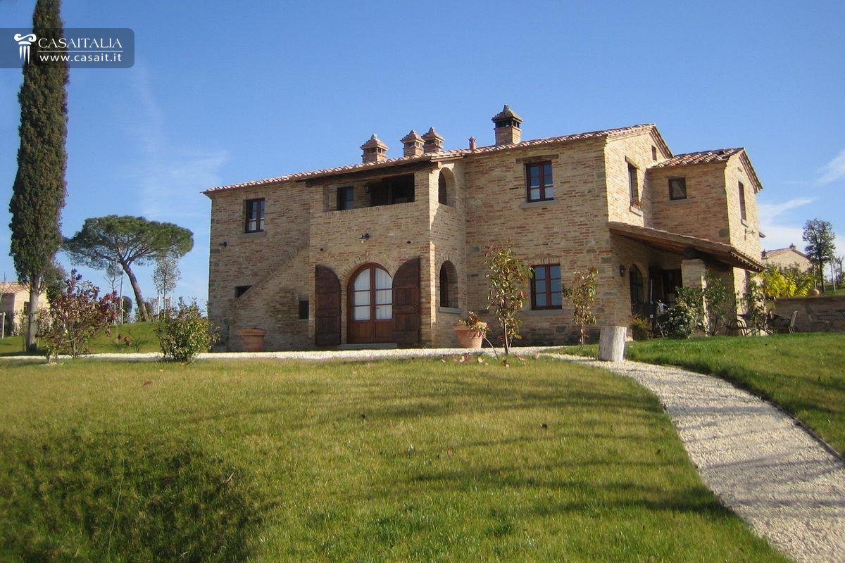 Tuscany Seaside Villa For Sale