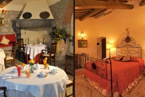 Period villa for sale in Cortona