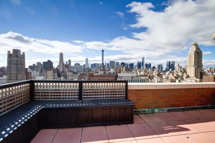 Luxury apartament with terraces for sale in New York - Upper East Side-new york