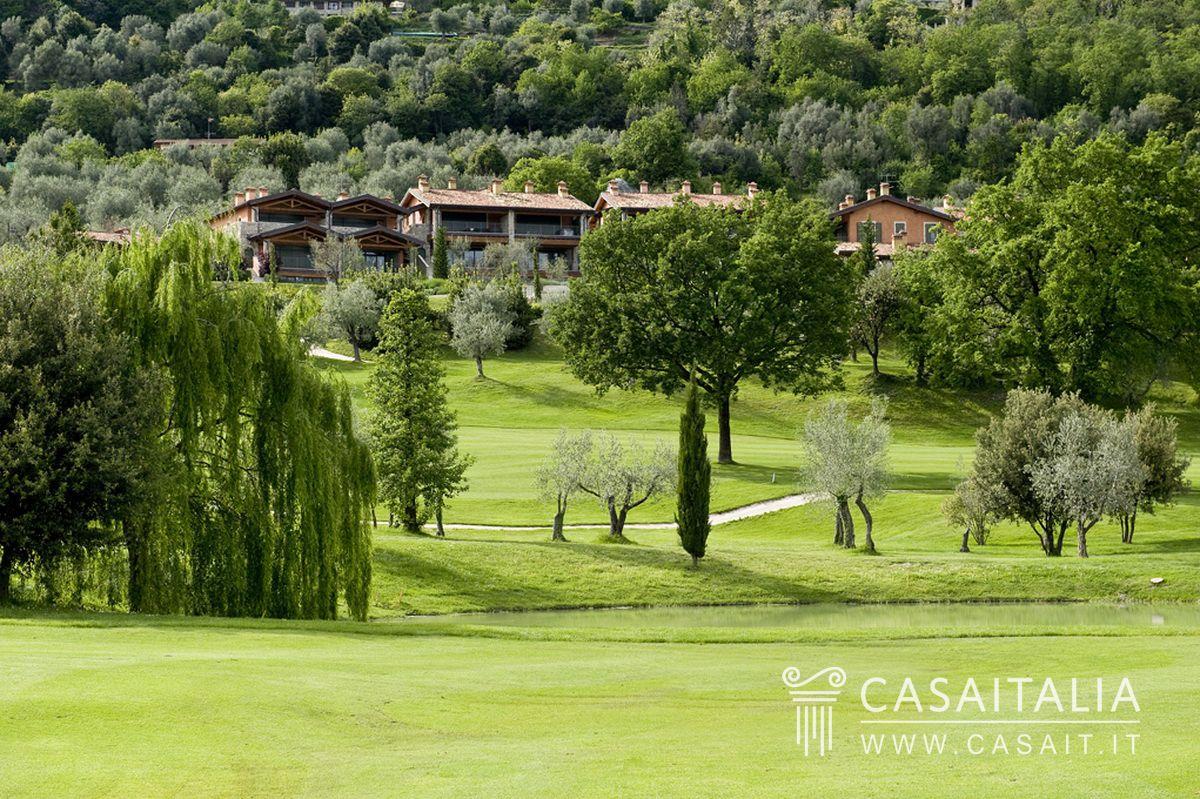 Apartment within Golf Club on Lake Garda