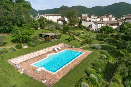 Period residence for sale in Spoleto - Umbria