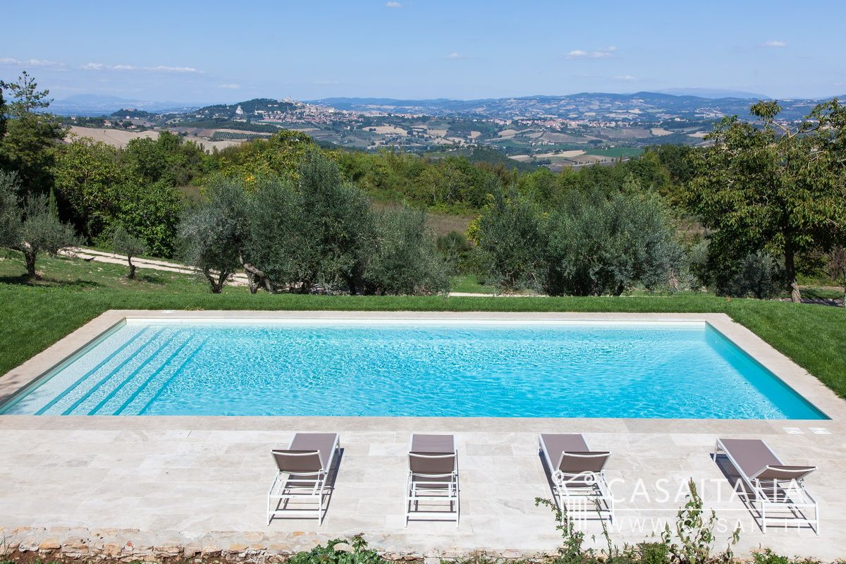 Farmhouse with swimming pool for sale in todi for Farmhouse with swimming pool