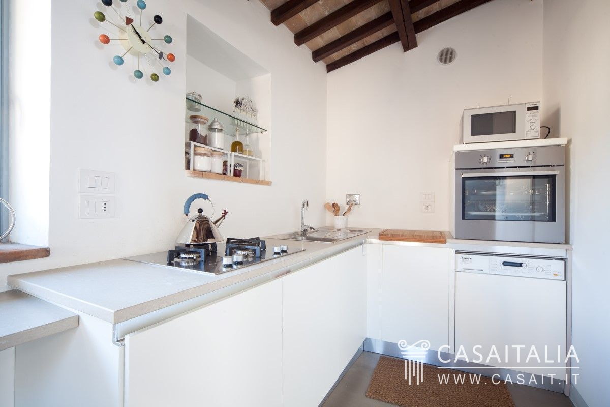 Apartment with terrace for sale in Spello