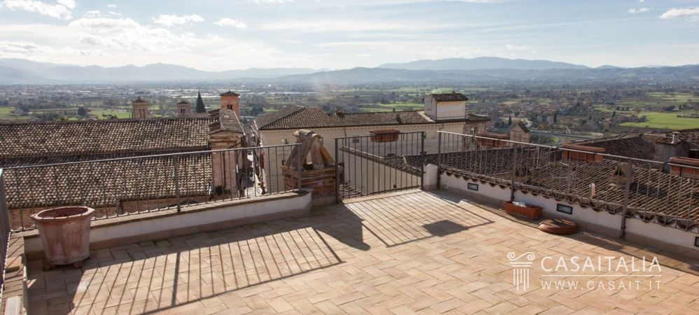 Beautiful Residence La Terrazza Spello Images - House Design Ideas ...