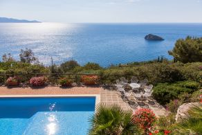 Luxury villa with swimming pool for sale, Argentario, Tuscany