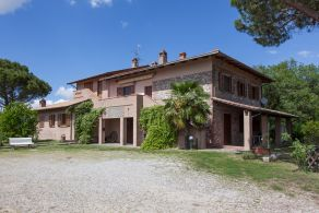 Villa with vineyard for sale in Umbria, Castiglione del Lago