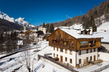 Luxury apartment for sale in Val di Zoldo, Veneto