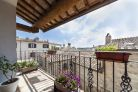 Luxury apartment with terrace for sale in Amelia, Umbria