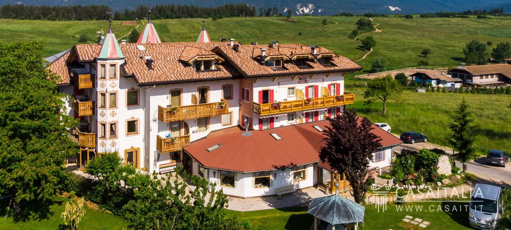 Luxury hotel for sale in the dolomites