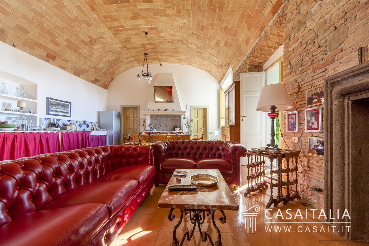 Luxury apartment for sale in Perugia, Italy