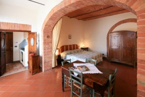 Village with holiday apartments for sale in Montepulciano, Tuscany