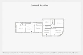 Farmhouse C - Ground floor