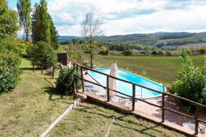Country villa for sale in Tuscany, Buonconvento