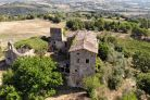 Hamlet with church for sale in Umbria, Todi