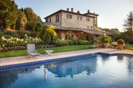 Luxury villa with pool in Todi Umbria