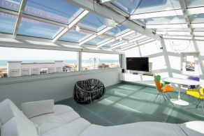 Luxury penthouse for sale in Versilia