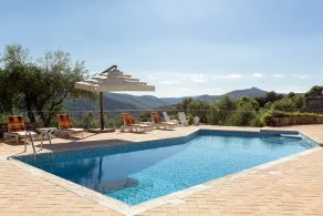 Holiday accomodation with swimming pool for sale in Tuscany, Siena