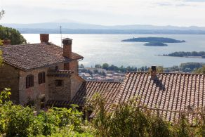 Panoramic Villa Lake Trasimeno