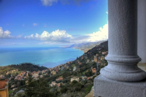 Liguria - Camogli - Luxury villa with sea view