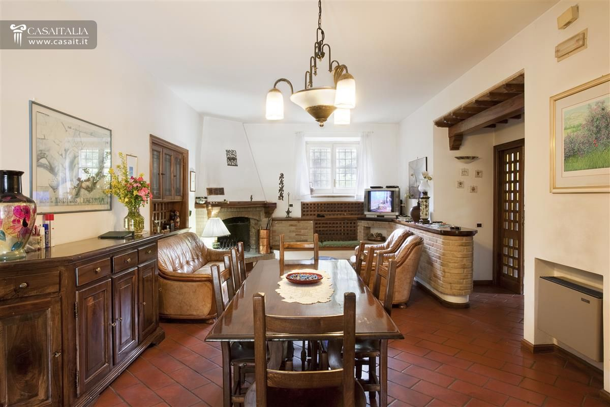 Historic villa for sale in Perugia  Umbria  Italy