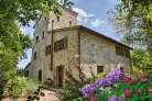 Umbria - Todi - farmhouse with vineyard for sale